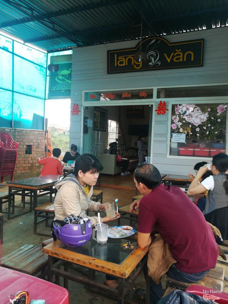 Làng Văn Coffee ở Lâm Đồng