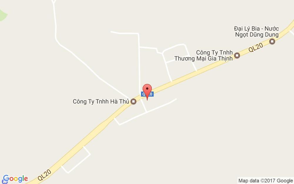 Vị trí bản đồ Bánh Căn Cô Tuyến ở Lâm Đồng