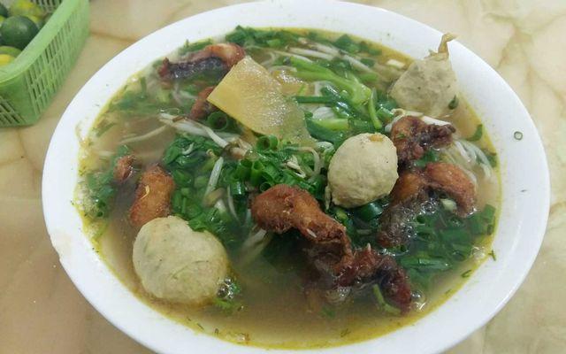 Đặc Sản Hải Dương - Bánh Đa & Bún Cá Rô Đồng - Phố Viên