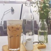 🔺Black Tea Macchiato🔺