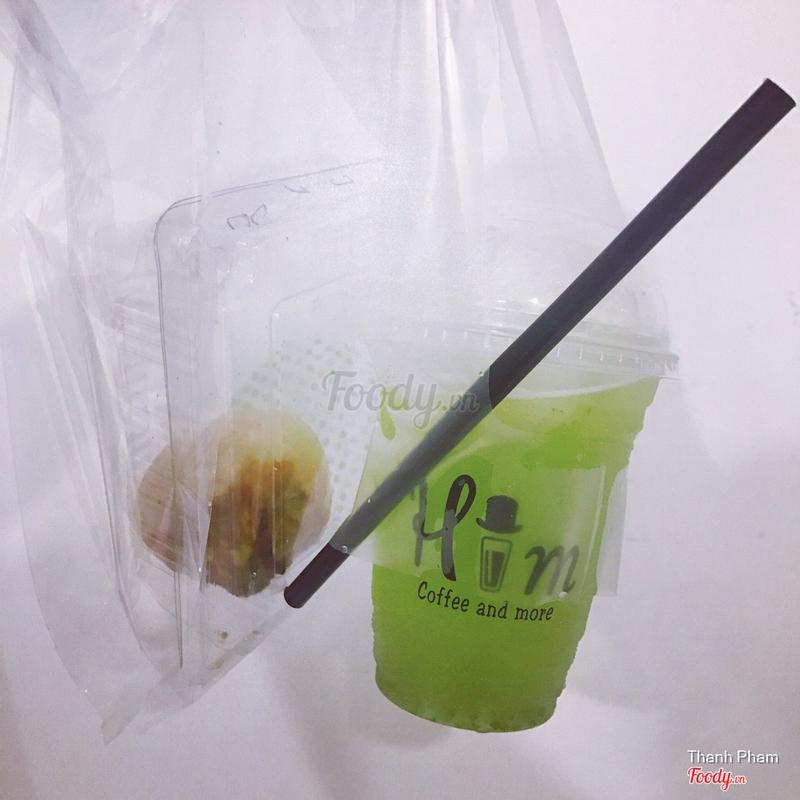 Với tiết trời nóng bức như ở Sài Gòn lúc này thì được thưởng thức 1 ly chanh đá xay từ Him Coffee thì còn gì bằng. 👍🏻👍🏻
