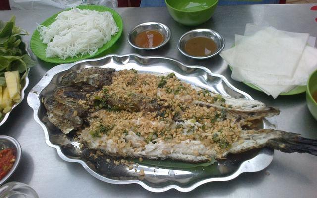Cá Lóc Nướng