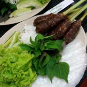Bò cuộn mỡ chày