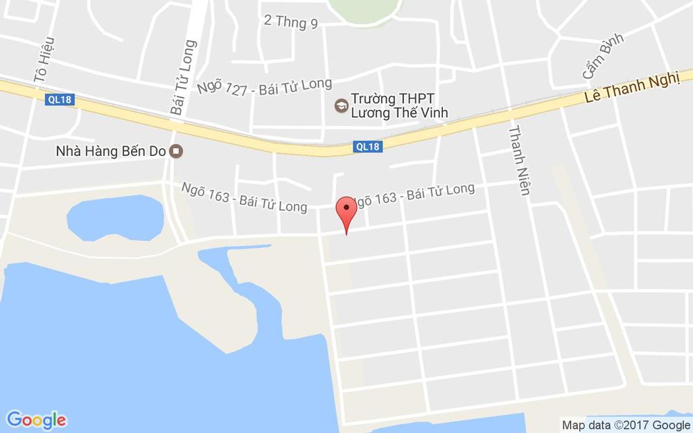 Vị trí bản đồ Tổ 5, Khu 6C, Bến Do, P. Cẩm Trung Tp. Cẩm Phả Quảng Ninh