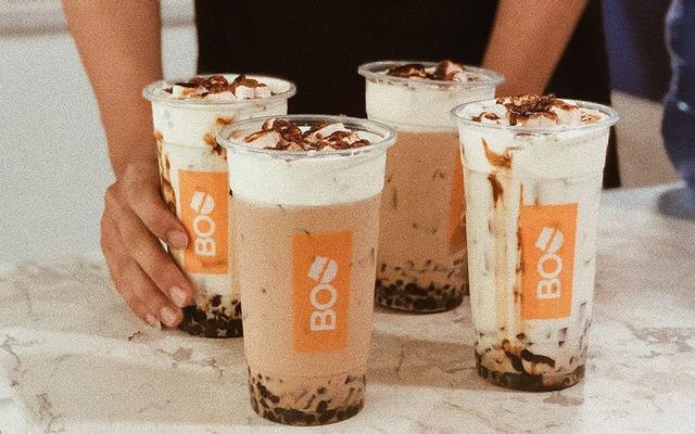 BOO Coffee & Tea Express - Lầu 8 Chung Cư Nguyễn Huệ