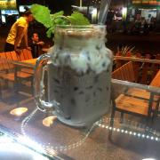 Cacao shake vs yaout