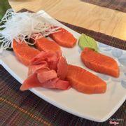 Sashimi cá hồi đỏ