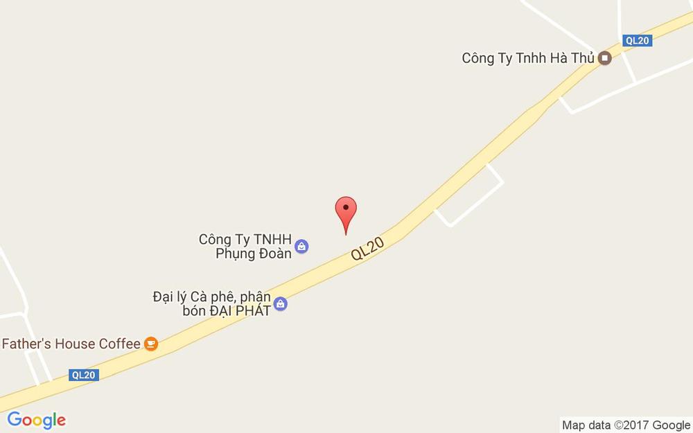 Vị trí bản đồ Thịnh Phát - Quán Ăn Gia Đình ở Lâm Đồng