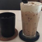 Trà sữa truyền thống thêm milk foam và Thạch Konjac giá 43k