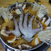 Lẩu bạch tuộc