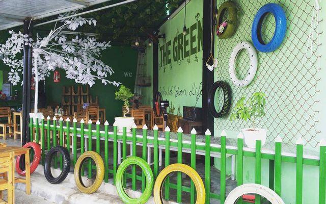 The Green - Trà Sữa & Ăn Vặt
