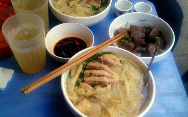 Hùng Chi - Bún & Miến Ngan
