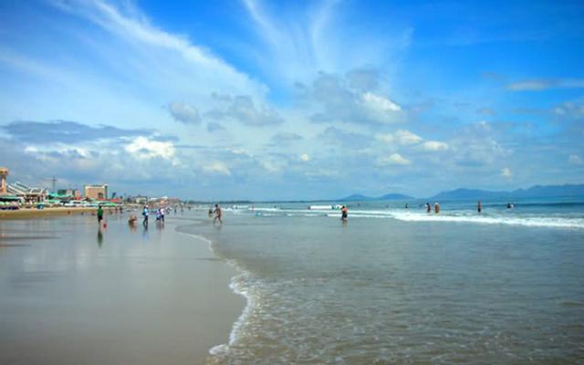 Bãi Biển Long Hải
