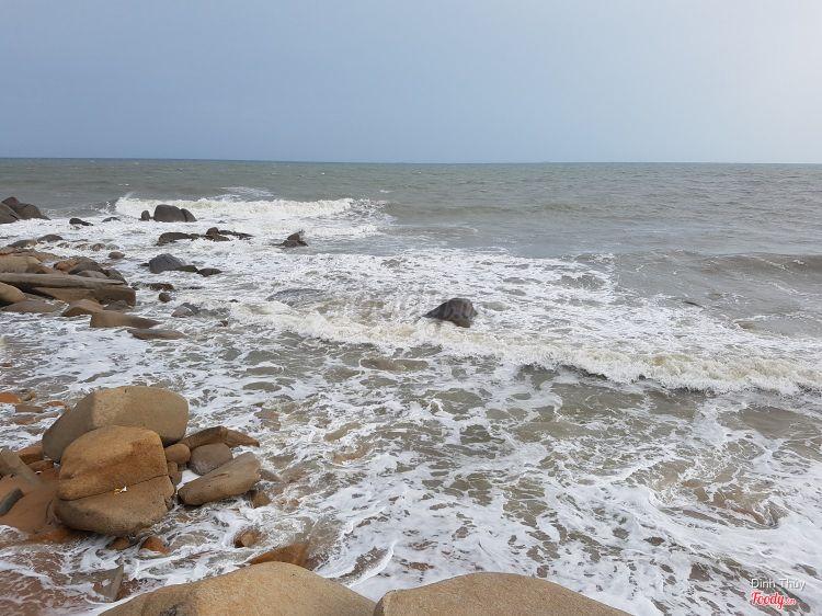 Đèo Nước Ngọt ở Vũng Tàu