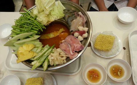 Món Ngon ở AEON MALL Tân Phú