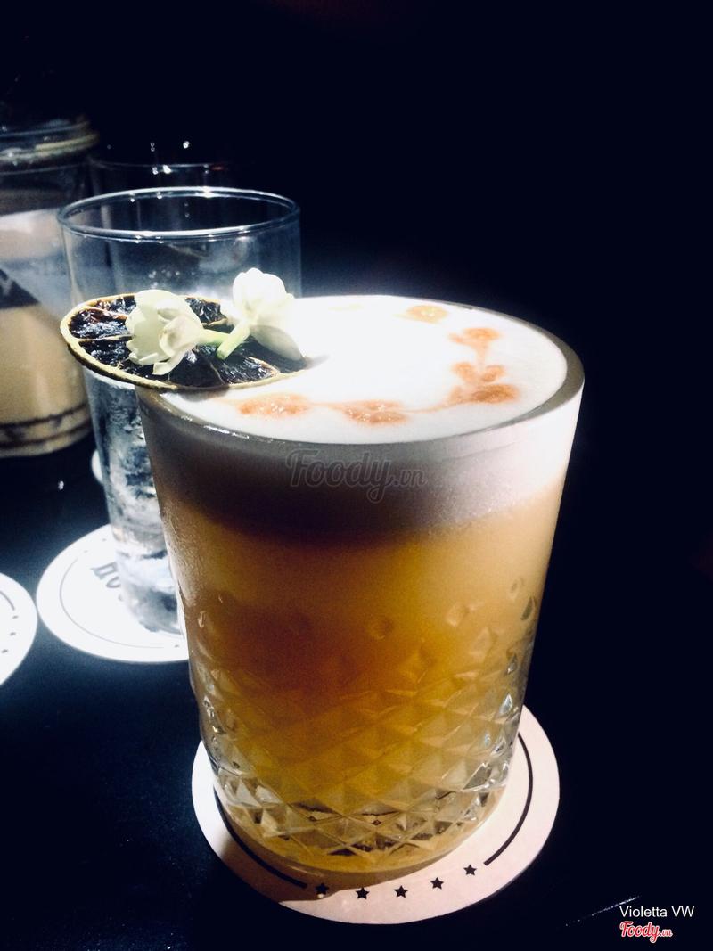 Mandarin Sour