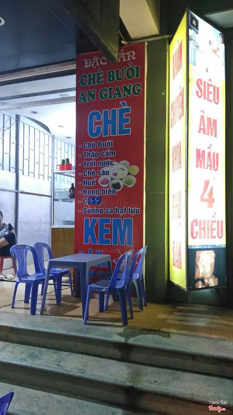 Chè Bưởi An Giang ở Lạng Sơn