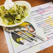 Bingsu trà xanh, ăn hạp khẩu vị, giá cũng không đến nỗi, thấy cũng là 1 nơi lý tưởng để đến trong những ngày nóng bức