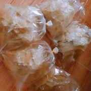 5 bịch tí tẹo thiếu tắc và muối bữa thứ 5 đặt về có muối với tắc,nay ăn bịch càng nhỏ hơn như bịch 5k chứ không phải 10k...khá thất vọng