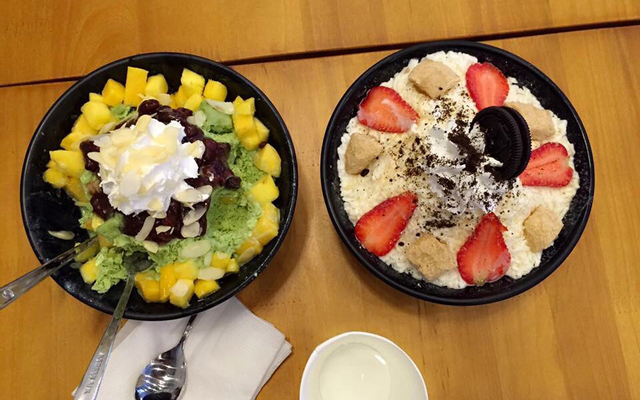 8 Bingsu - Korean Dessert House