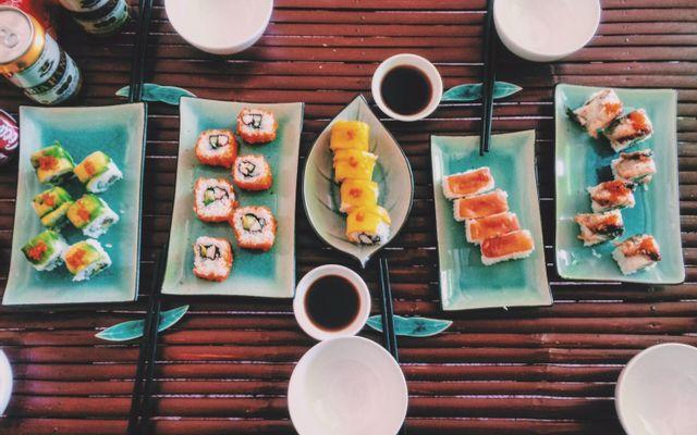 Fuji Shushi - Món Ăn Hàn Nhật
