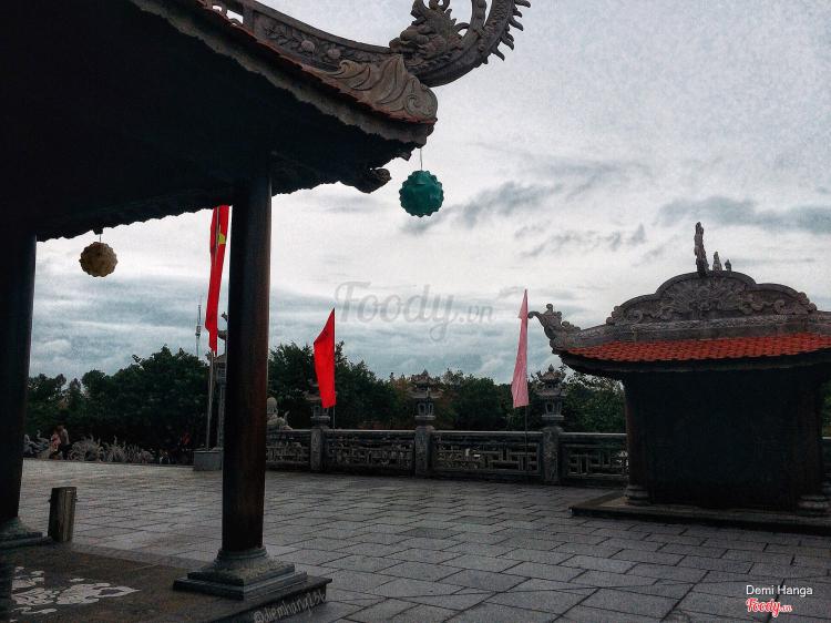 Nam Phương Linh Từ ở Đồng Tháp