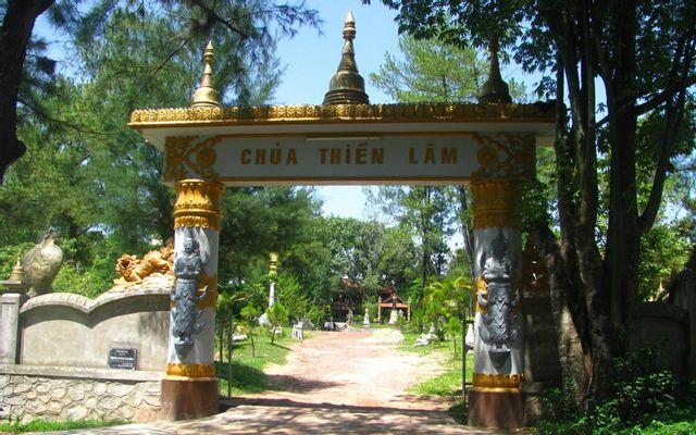 Chùa Thiền Lâm