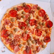 Pizza 6 loại thịt