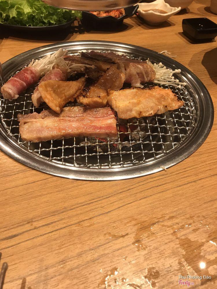 Yakimono - Nướng Nhật Bản - Lê Trọng Tấn ở Hà Nội