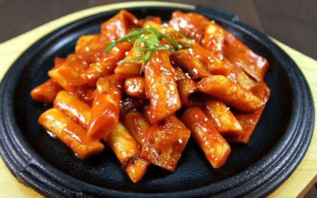 Korean - Món Ăn Hàn Quốc