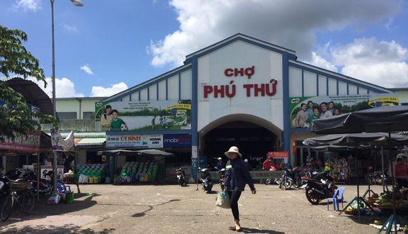 Chợ Phú Thứ