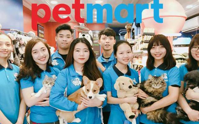 Pet Mart - Siêu Thị Chó Mèo - 3/2