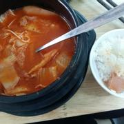 Lặn ngụp tìm đạm trong tô soup 😂