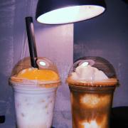 #orangecoffee&cococoffee
