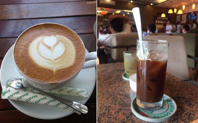 Viva Star Coffee Vĩnh Lộc