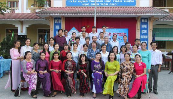 Trường THCS Duy Tân