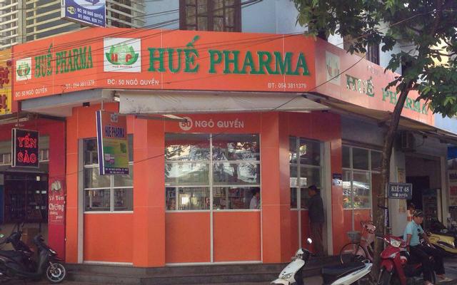 Nhà Thuốc Tây Huế Pharma