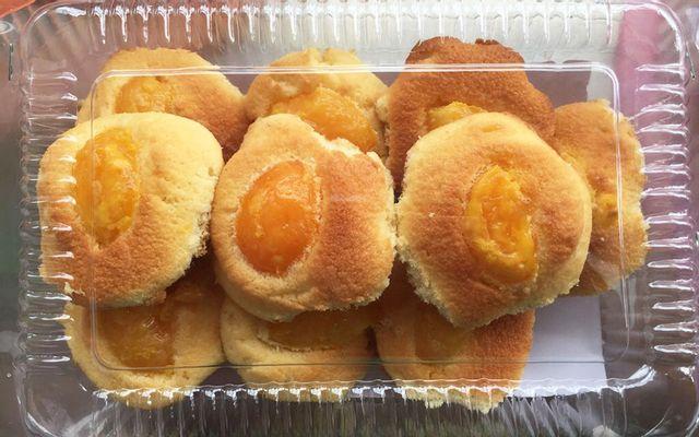 Bánh Bông Lan Hoa Hồng