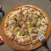 Pizza thịt nấm 140,000