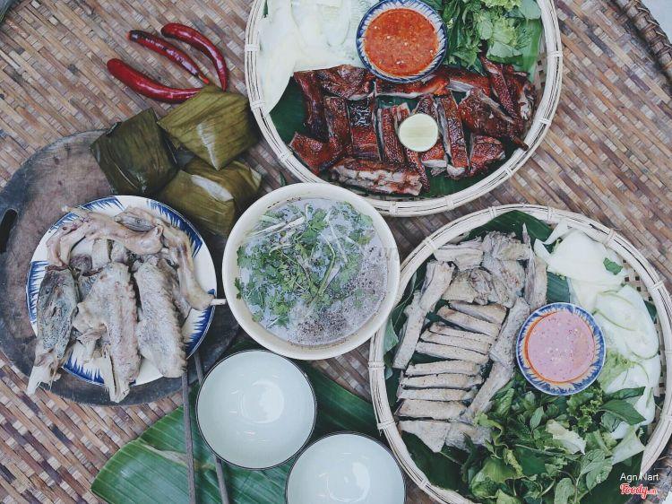 Hùng Vịt Cầu Dứa - Hàn Thuyên ở Khánh Hoà
