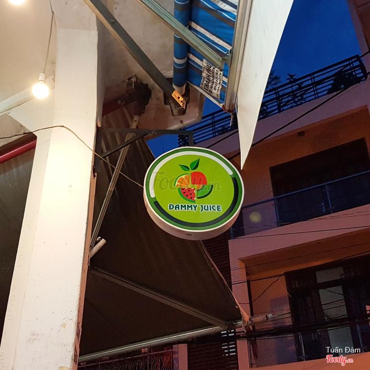 Đammy Juice - 99 Hoàng Văn Thụ ở Khánh Hoà