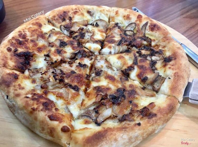 Pizza nấm