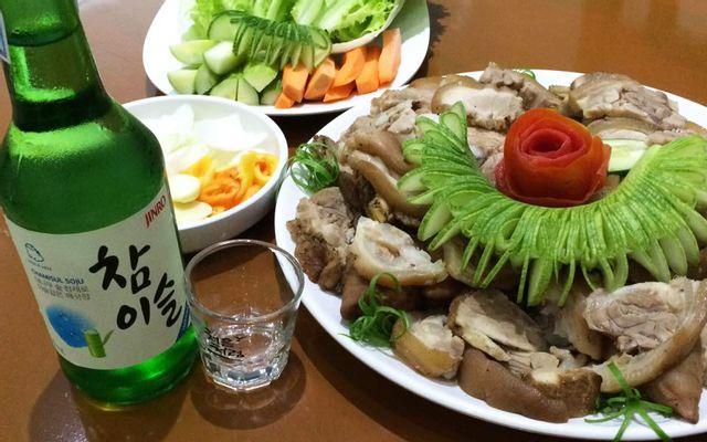 Goki House - Nhà Hàng Việt Hàn