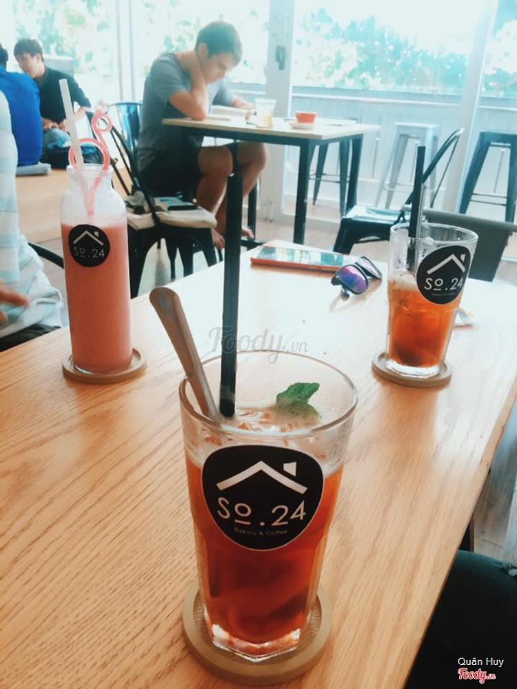 Nhà Số 24 - Bakery & Coffee - Chủ Chi ở Khánh Hoà