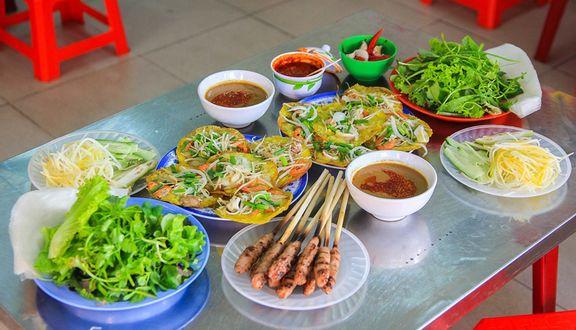 Image result for Bánh xèo Nha Trang