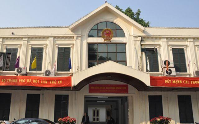 Uỷ Ban Nhân Dân Quận Hoàn Kiếm
