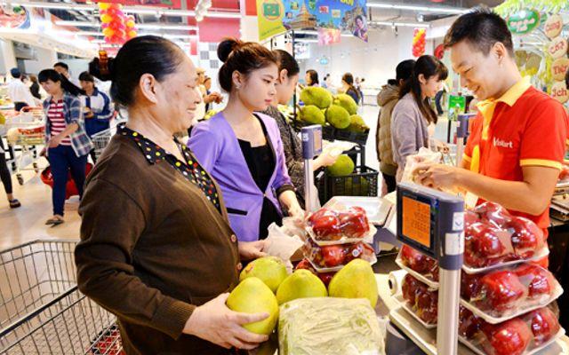 VinMart - Quang Trung