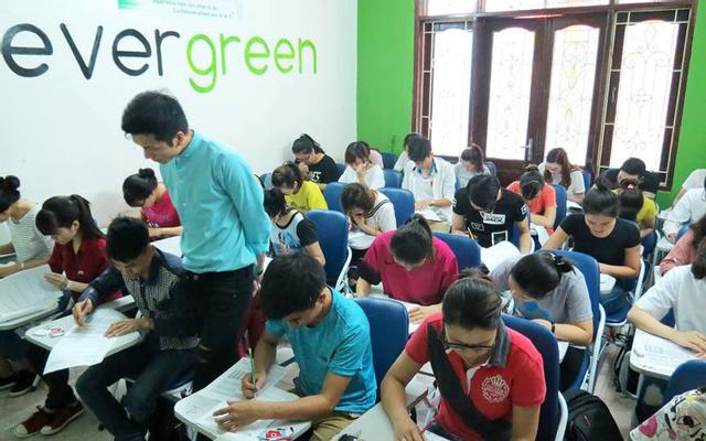 Tiếng Anh Trải Nghiệm Evergreen