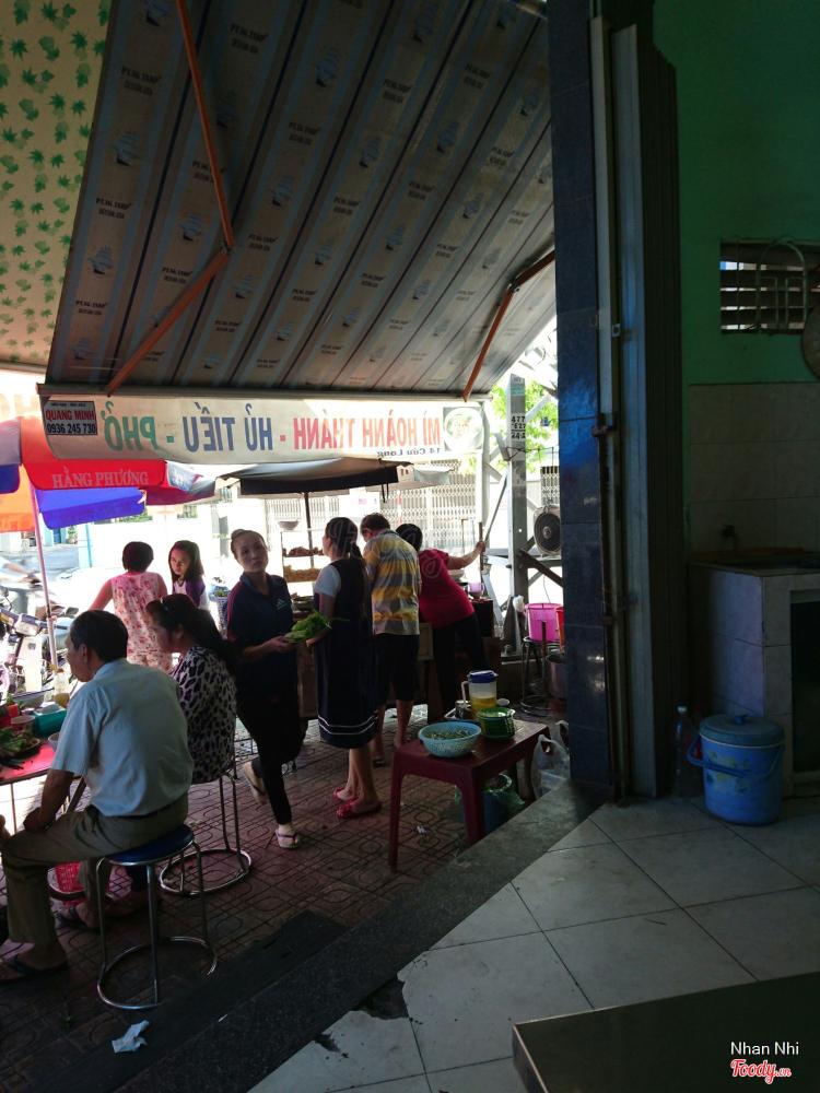 Mì Hoành Thánh, Hủ Tiếu & Phở ở Khánh Hoà