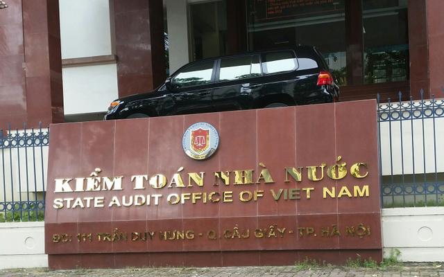 Trụ Sở Kiểm Toán Nhà Nước Việt Nam